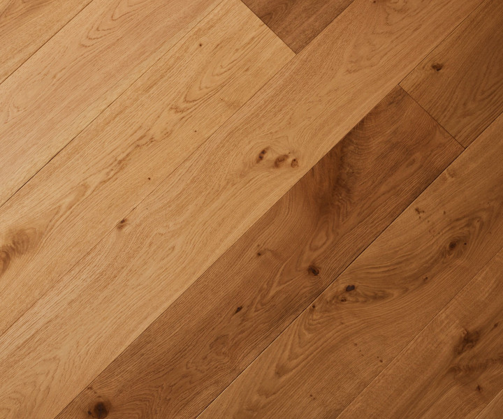 Brooks Floor -Balmoral Engineered Oak Brushed & M Lacquered T&G E2018