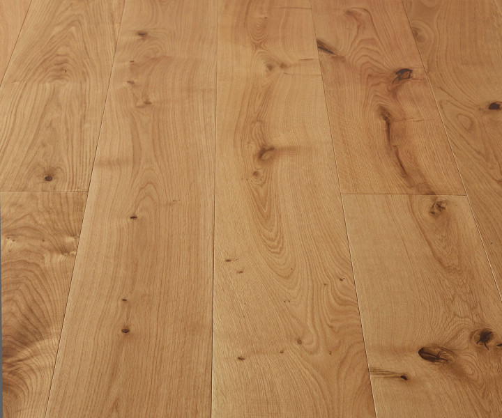 Brooks Floor -Balmoral Engineered UV Oak Oiled Rustic T&G E2002A