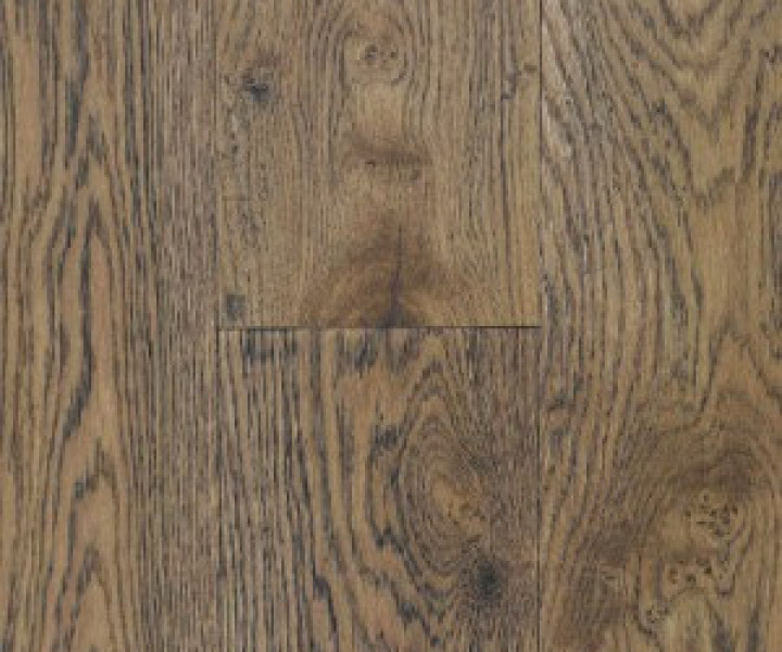 Brooks Floor -Balmoral Engineered Oak  Brushed Black Grain Washed & Oiled Rustic  T&G E4004