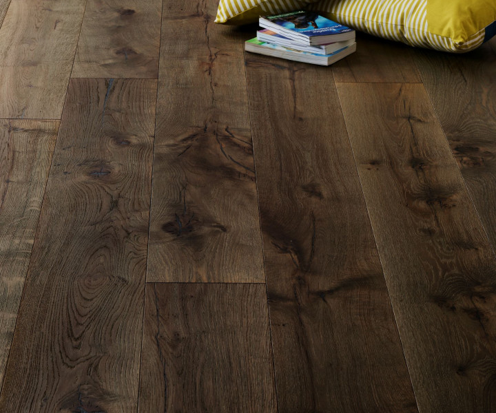 Brooks Floor -Timbertop Engineered Oak MARIANNA Smoked