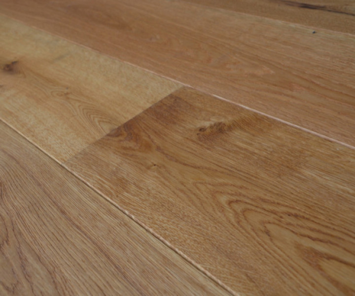Campania Oak Brushed & Oiled Wooden Flooring