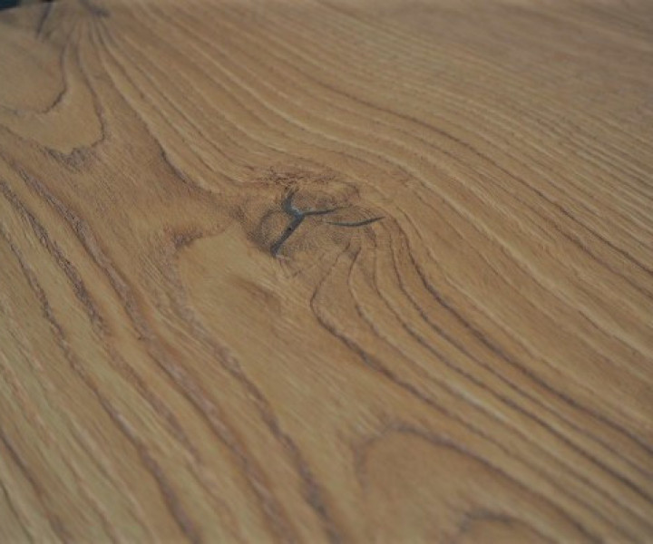 Colossus Oak Vintage Wax Oiled 300mm Wide