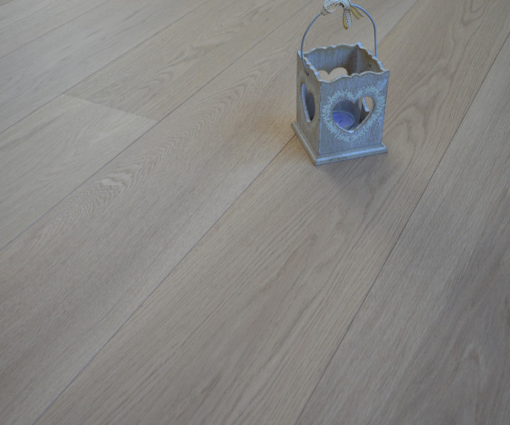 Developer Oak Invisible Ultra Matt Lacquered