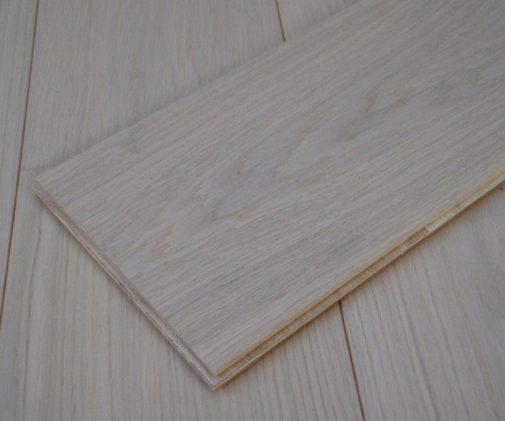 Engineered White Oak Lacquered - JUST 109m2 LEFT!