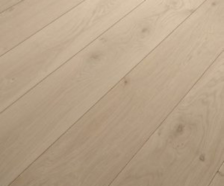 French Oak Hardwax White Oiled (20mm) (clearance)