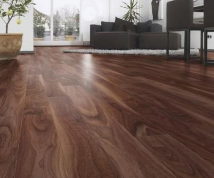 Mazzorbo Easy-Click Acacia Walnut Flooring