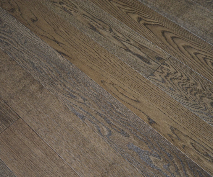 Mazzorbo Easy-Click Smoked Engineered Oak Floor