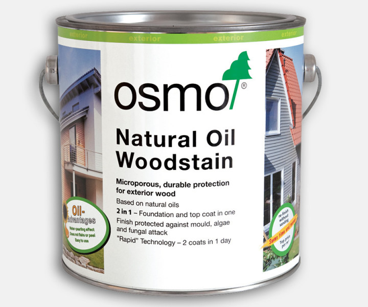 Osmo  Natural Oil Woodstain Gard Green 1415 (2.5L)