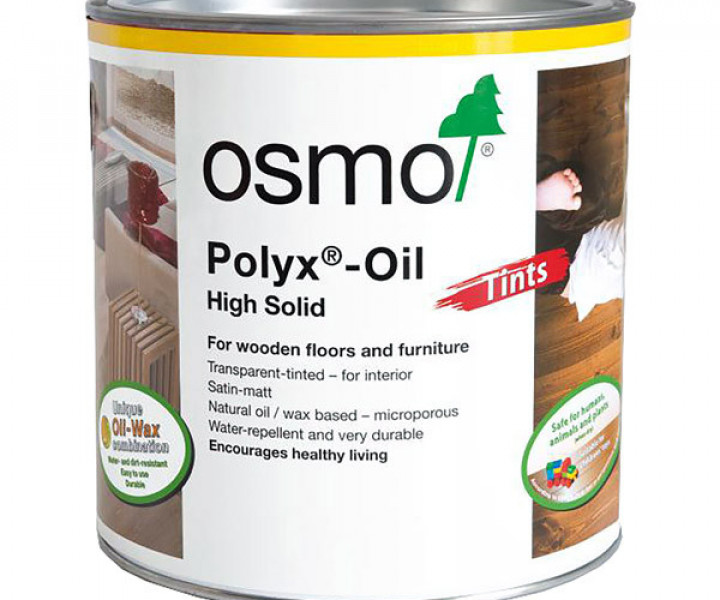 Osmo Polyx-Oil Tints (2.5l) (all colours)