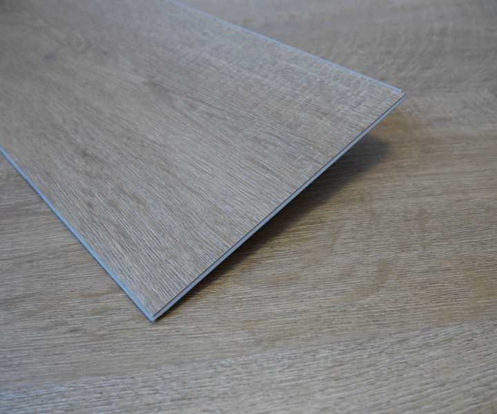 Tradeline SPC Vinyl Plank - Honey Brown