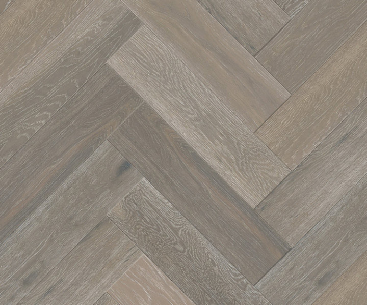 Urban Design Parquet - Engineered Herringbone Clay Oak