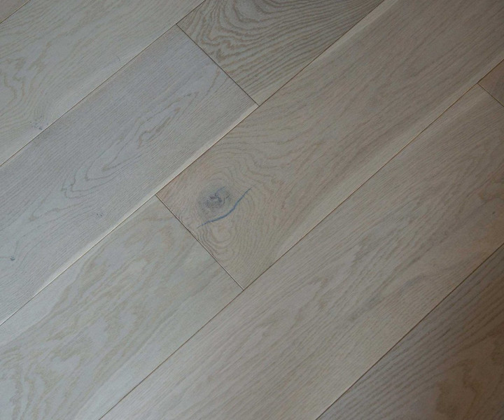V4 Vittoria Collection VIT109 Oak Grey Stained 190 Rustic UV Oiled Bevelled Plank