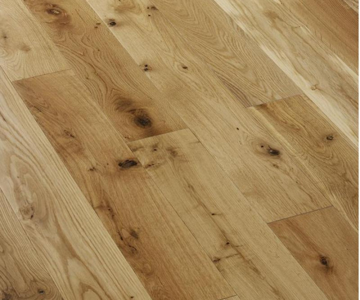 TradeLine Engineered Country Grade Oiled Oak