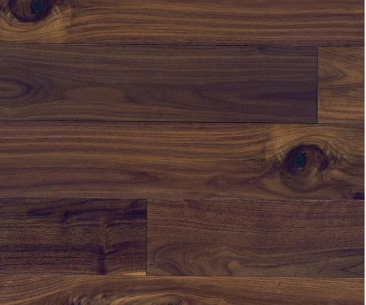 ELKA 21mm Oiled American Black Walnut Flooring