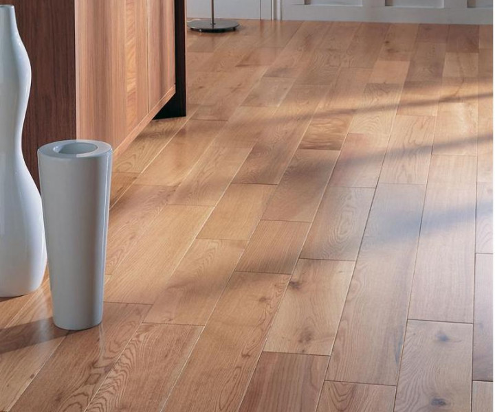Elka 130mm Rustic Lacquered Oak
