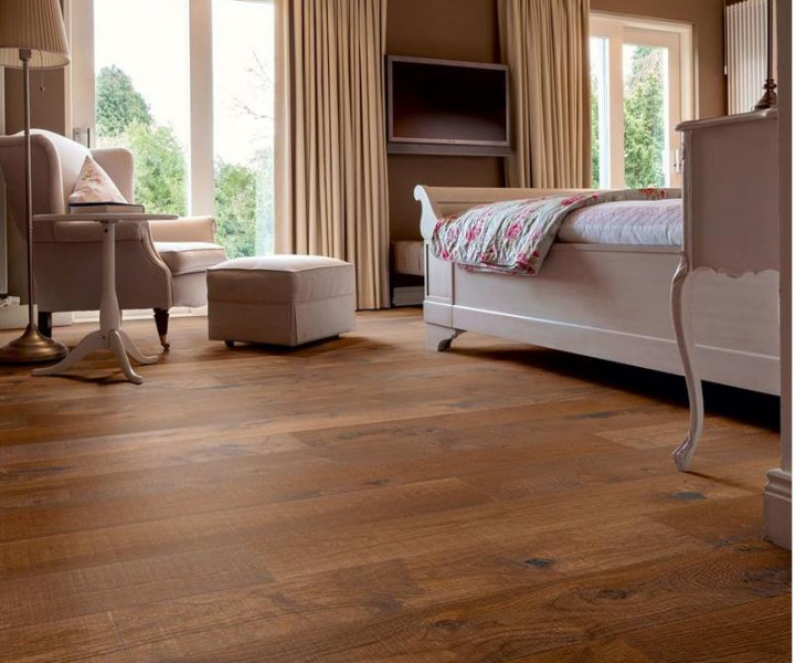 Burano Dusky Sawn Oak Wood Floor