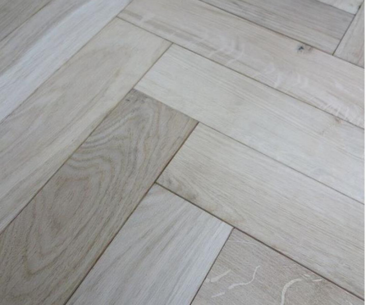 Urban Design Parquet - Engineered Unfinished Oak