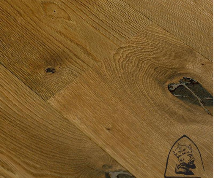 Esco Karel IV - Smoked Natural Oak Flooring