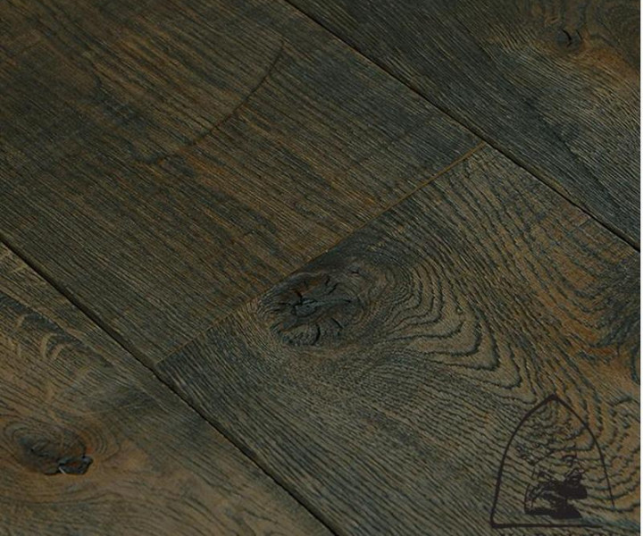 Esco Karel IV - Ebony Black Oak Flooring
