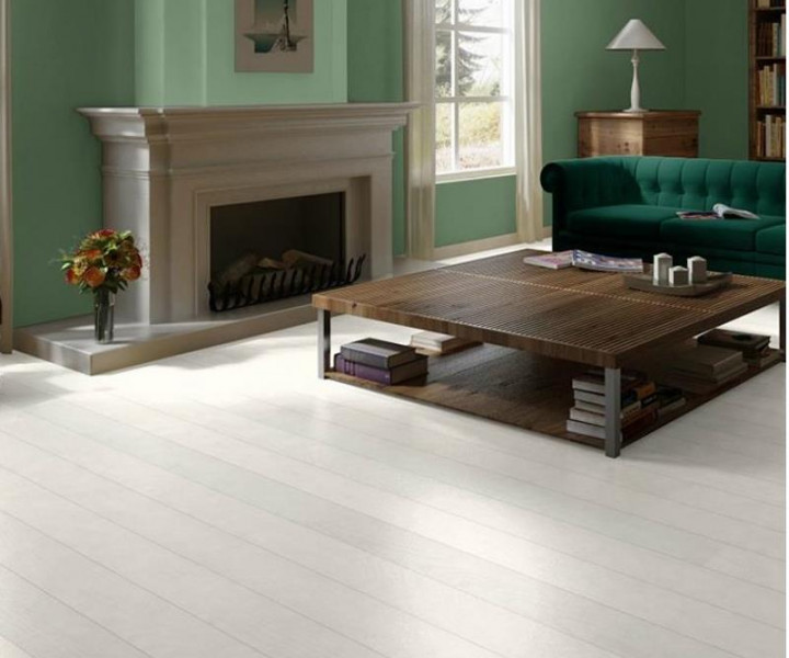 Murano Ash Pure White Wood Flooring