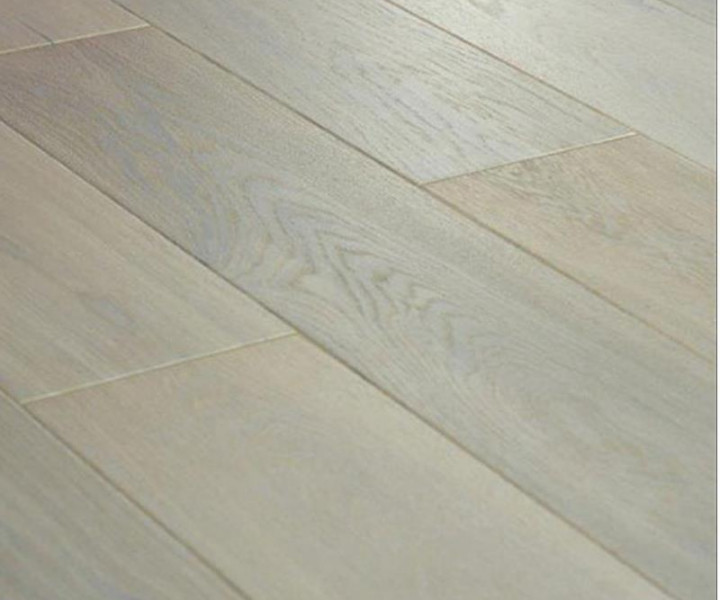 Murano Oak Latte White Engineered Flooring