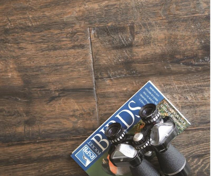 Old Terrain Midnight Dune Oak Flooring