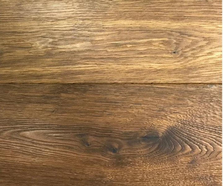 Wild River Yenisey Sandblasted Oak Flooring