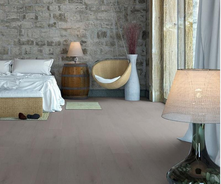 Burano Contemporary Slate Oak Floor