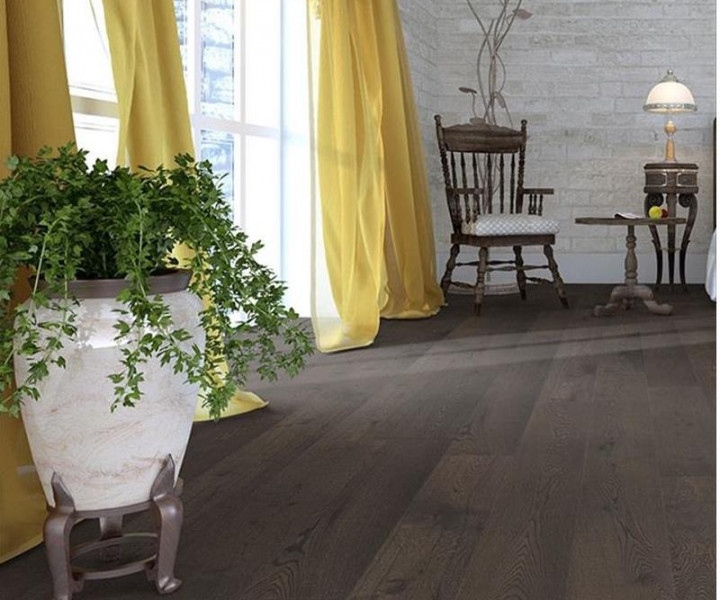 Burano Contemporary Earth Oak Floor