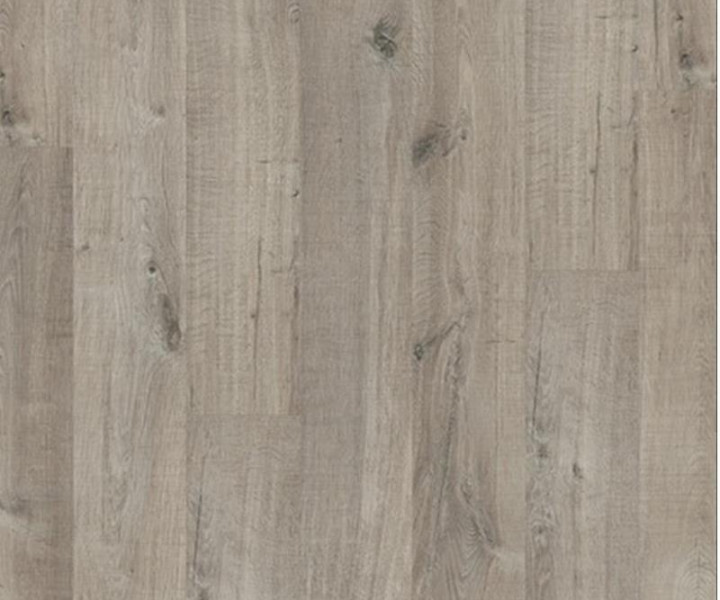 Quickstep Livyn Pulse Click Cotton Oak Grey with saw cuts PUCL40106