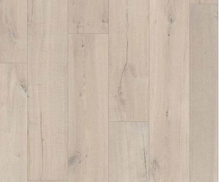 Quickstep Impressive Soft Oak Beige IM1854 Laminate Flooring