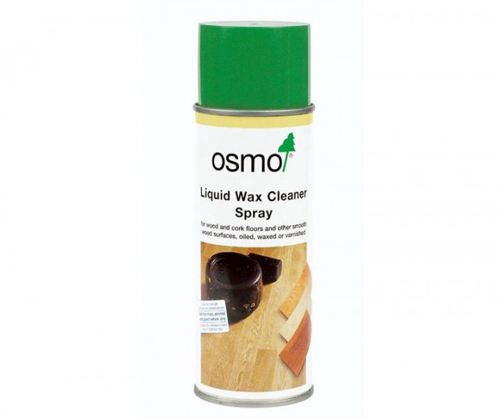 Osmo Liquid Wax  Spray Cleaner 3029 (400ml)