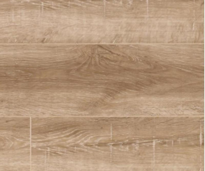 Elka V-Groove 8mm Honey Oak Laminate Flooring