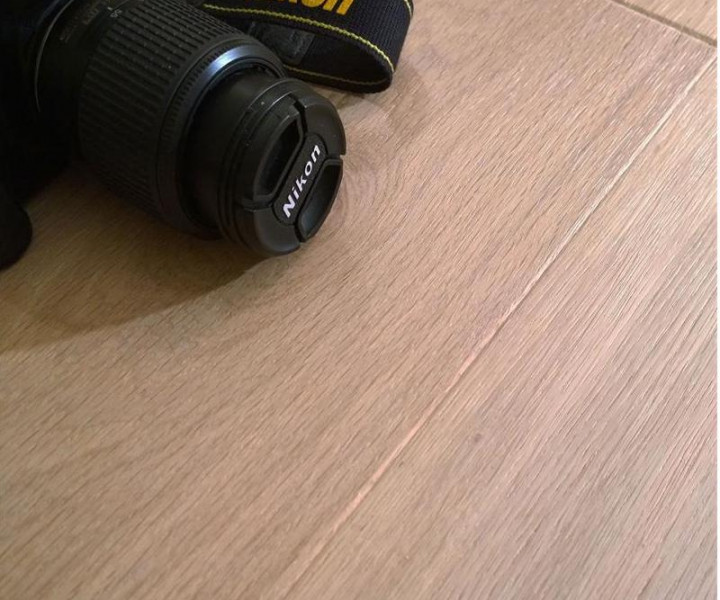 Colossus Oak Super Wide Unfinished Wooden Floor 300mm