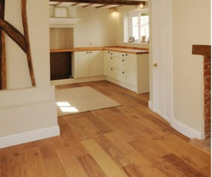 Riviera Oak Engineered Wood Floor Oiled RL