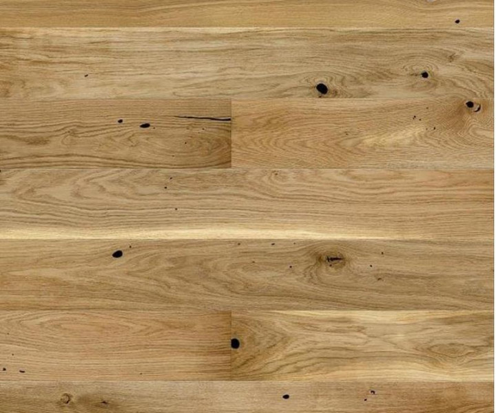 Murano Lock Brushed & Matt Lacquered Oak