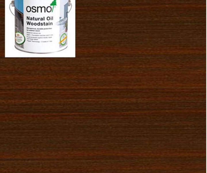Osmo Natural Oil Woodstain Teak-708 750ml