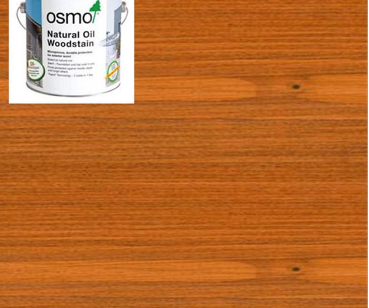Osmo Natural Oil Woodstain Red-Cedar-728 750ml