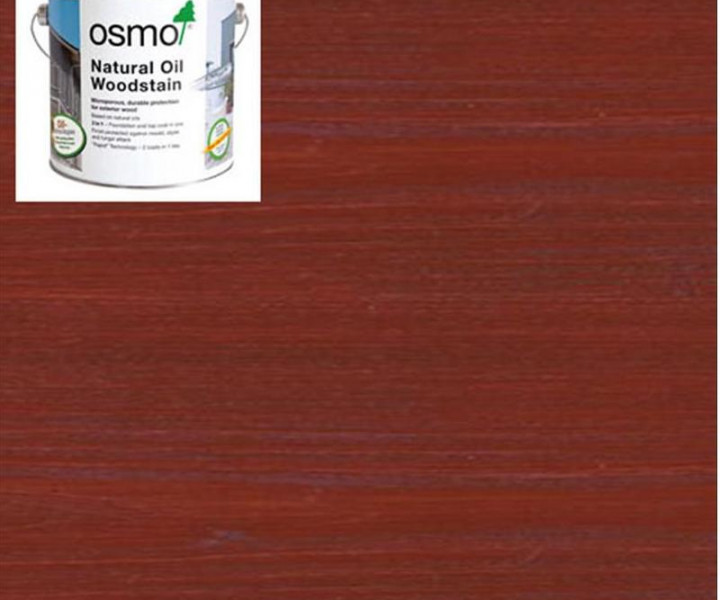 Osmo Natural Oil Woodstain Chestnut-704 750ml