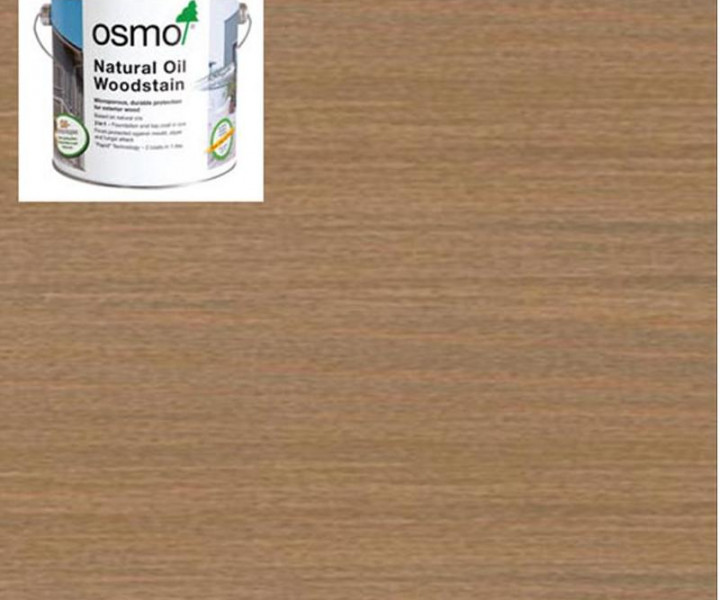 Osmo Natural Oil Woodstain Gard Green-1415 750ml