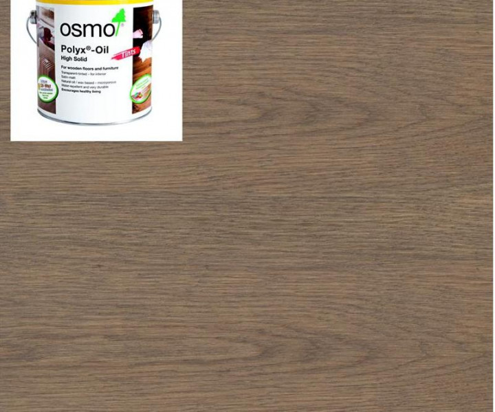 Osmo Polyx-Oil Tints Graphite-3074 Sample