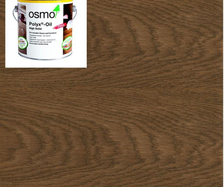 Osmo Polyx-Oil Tints Black-3075 Sample