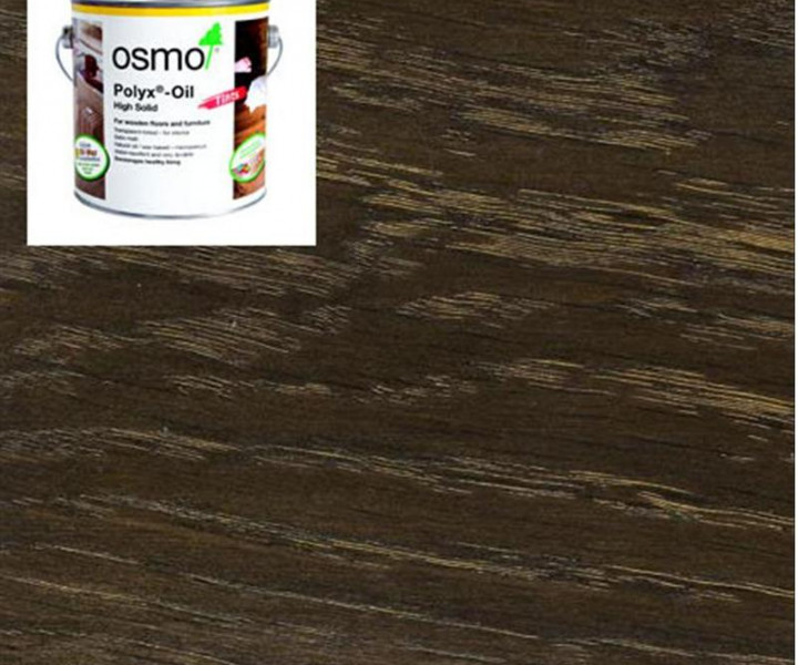 Osmo Polyx-Oil Tints Silver & Gold Gold-3092 Sample