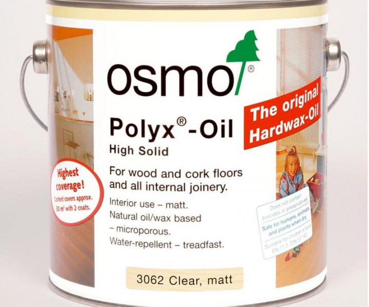 Osmo Polyx Oil Matt 3062 750ml